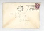 Jack P. Bell World War Two Correspondence #025