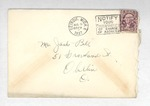 Jack P. Bell World War Two Correspondence #026