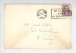 Jack P. Bell World War Two Correspondence #028