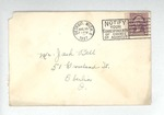 Jack P. Bell World War Two Correspondence #029