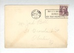 Jack P. Bell World War Two Correspondence #030