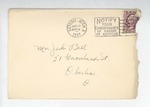 Jack P. Bell World War Two Correspondence #031