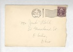 Jack P. Bell World War Two Correspondence #032