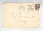 Jack P. Bell World War Two Correspondence #033