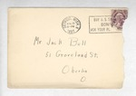 Jack P. Bell World War Two Correspondence #034
