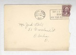 Jack P. Bell World War Two Correspondence #035