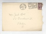 Jack P. Bell World War Two Correspondence #036