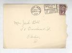 Jack P. Bell World War Two Correspondence #036