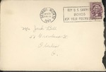 Jack P. Bell World War Two Correspondence #038