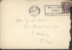 Jack P. Bell World War Two Correspondence #039