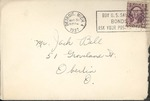 Jack P. Bell World War Two Correspondence #042