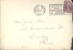 Jack P. Bell World War Two Correspondence #044