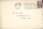Jack P. Bell World War Two Correspondence #047
