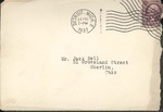 Jack P. Bell World War Two Correspondence #048