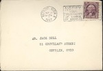 Jack P. Bell World War Two Correspondence #050