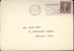Jack P. Bell World War Two Correspondence #050