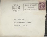 Jack P. Bell World War Two Correspondence #052