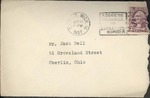 Jack P. Bell World War Two Correspondence #054