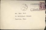 Jack P. Bell World War Two Correspondence #054