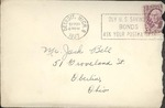 Jack P. Bell World War Two Correspondence #055