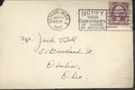 Jack P. Bell World War Two Correspondence #056