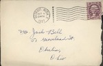 Jack P. Bell World War Two Correspondence #057