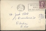 Jack P. Bell World War Two Correspondence #058