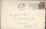 Jack P. Bell World War Two Correspondence #060