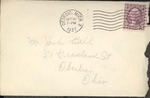 Jack P. Bell World War Two Correspondence #062