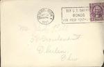 Jack P. Bell World War Two Correspondence #063