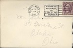 Jack P. Bell World War Two Correspondence #064