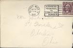 Jack P. Bell World War Two Correspondence #064