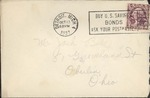 Jack P. Bell World War Two Correspondence #065
