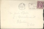 Jack P. Bell World War Two Correspondence #066