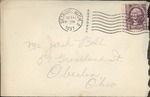 Jack P. Bell World War Two Correspondence #067