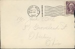 Jack P. Bell World War Two Correspondence #068
