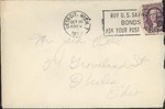 Jack P. Bell World War Two Correspondence #069