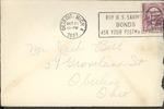 Jack P. Bell World War Two Correspondence #070