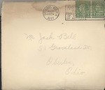 Jack P. Bell World War Two Correspondence #071