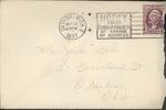 Jack P. Bell World War Two Correspondence #072