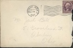 Jack P. Bell World War Two Correspondence #074