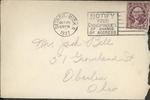 Jack P. Bell World War Two Correspondence #075