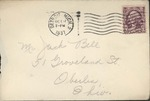 Jack P. Bell World War Two Correspondence #076