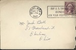 Jack P. Bell World War Two Correspondence #078