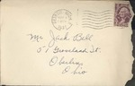 Jack P. Bell World War Two Correspondence #079