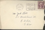 Jack P. Bell World War Two Correspondence #080