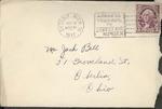 Jack P. Bell World War Two Correspondence #080