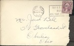 Jack P. Bell World War Two Correspondence #081