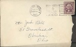 Jack P. Bell World War Two Correspondence #082