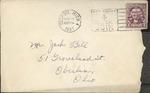 Jack P. Bell World War Two Correspondence #082